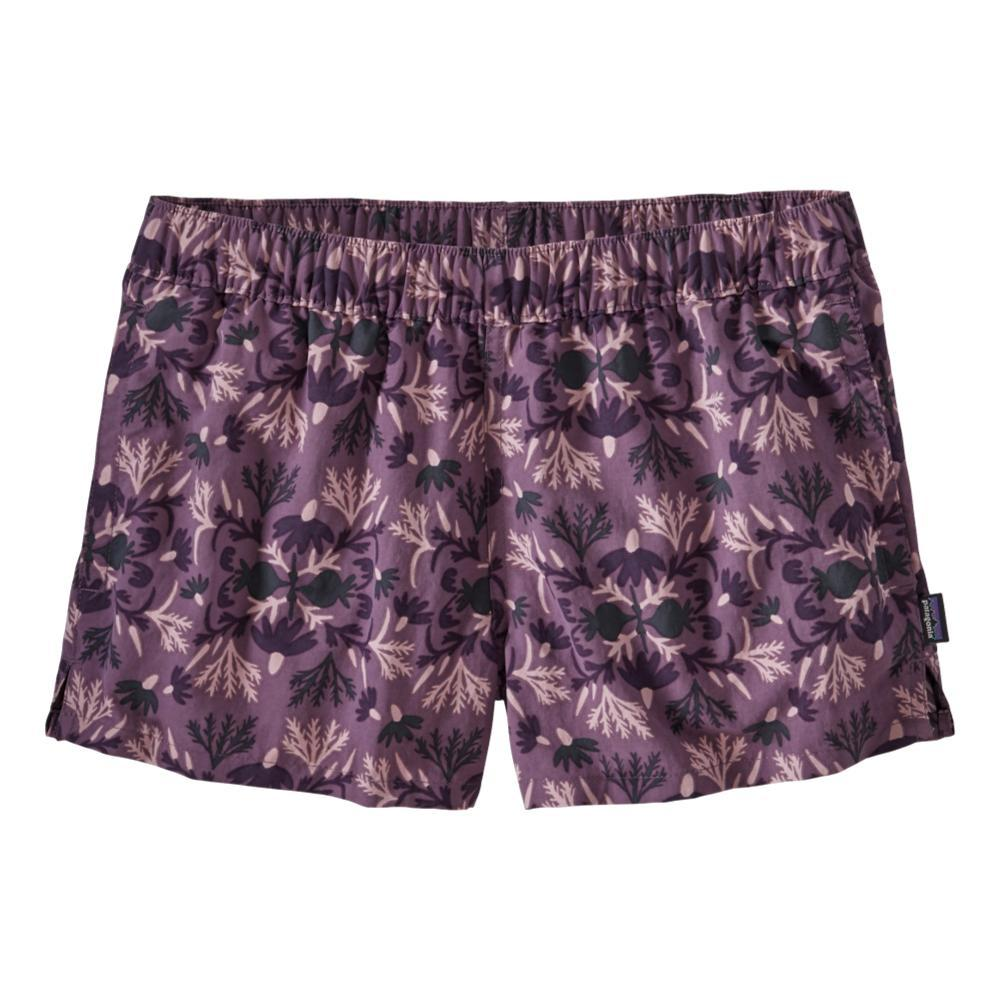 Patagonia Women's Barely Baggies Shorts - 2.5in PURPLE_RSHP