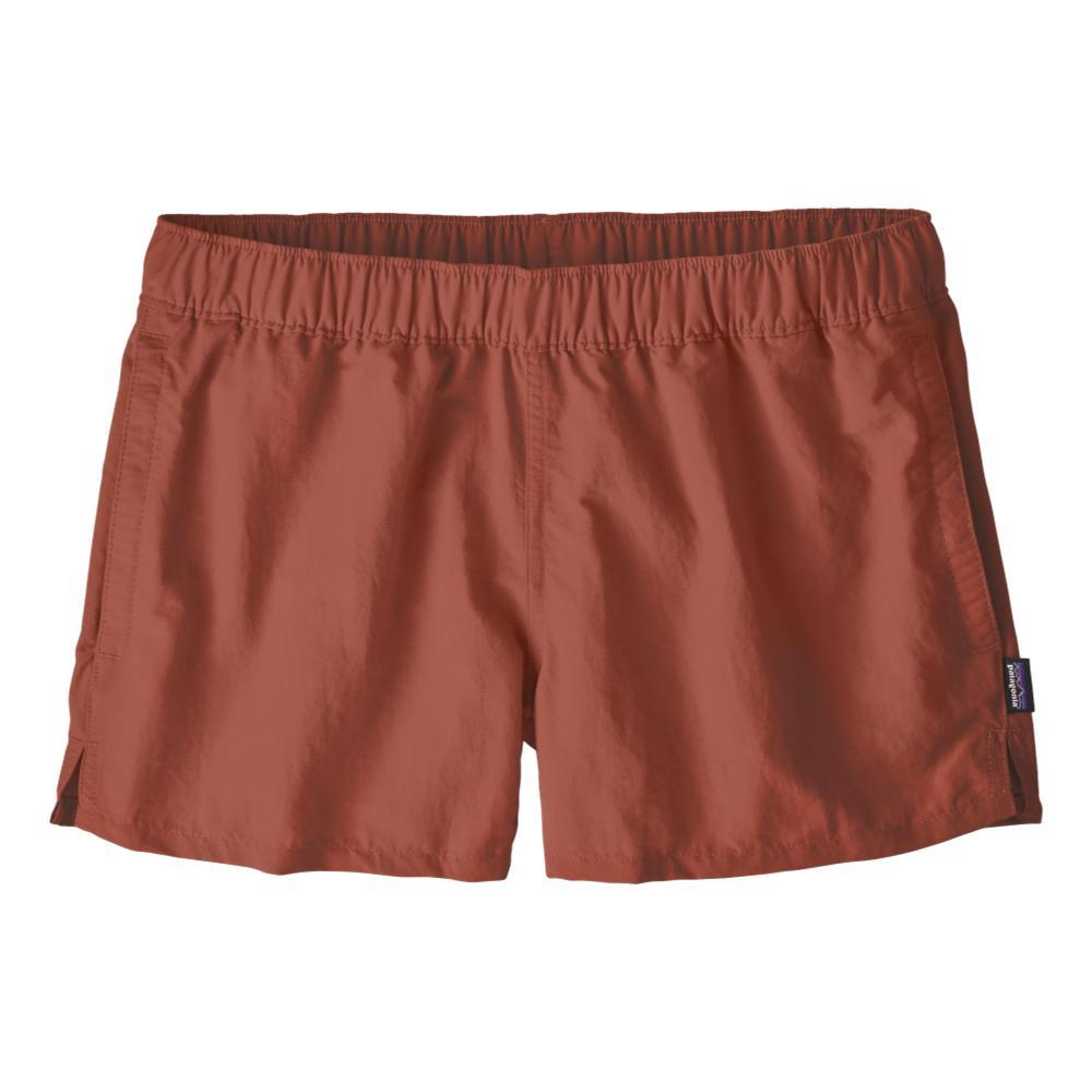 Patagonia Women's Barely Baggies Shorts - 2.5in RED_SPRE