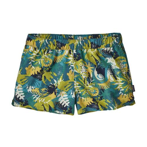 Patagonia Women's Barely Baggies Shorts - 2.5in Wwtt_teal