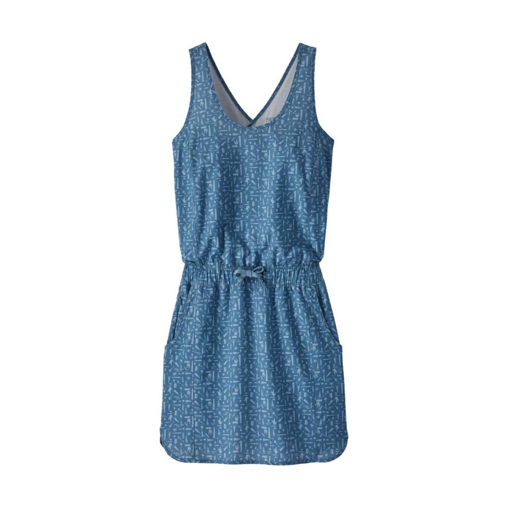 Patagonia Women's Fleetwith Dress BLUE_SWPI