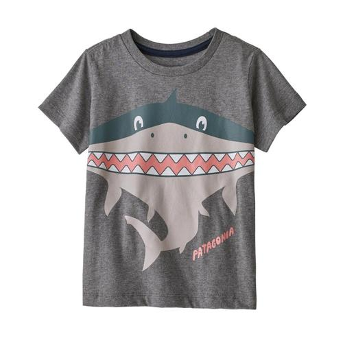 Patagonia Infant Baby Graphic Organic T-Shirt Gryshrk_pghe