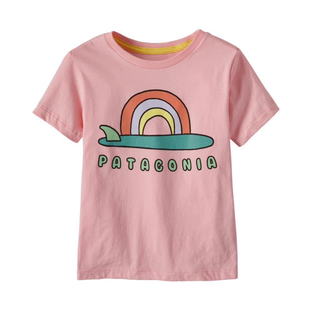 Patagonia Infant Baby Graphic Organic T-Shirt ROSE_SFRP