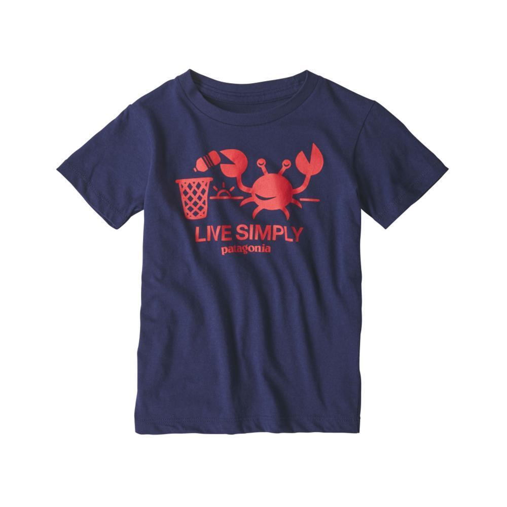 Patagonia Baby Live Simply Organic T- Shirt