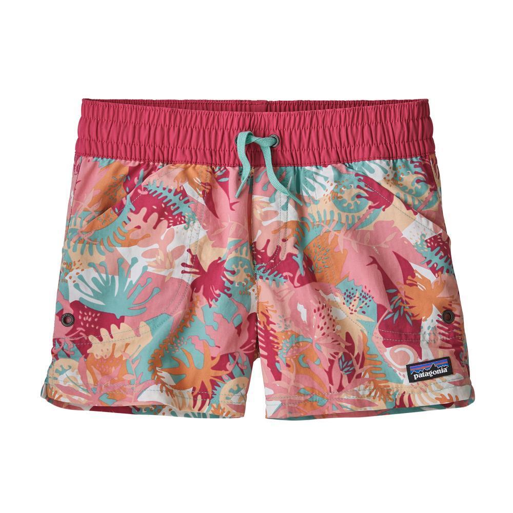 Patagonia Girls Costa Rica Baggies Shorts WLGRN_WIVG