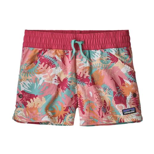 Patagonia Girls Costa Rica Baggies Shorts Wlgrn_wivg