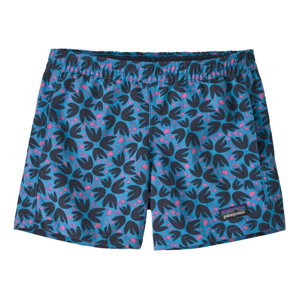 Patagonia Girls Baggies Shorts BLUCF_PCJY