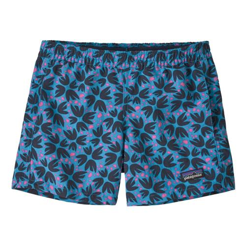 Patagonia Girls Baggies Shorts Blucf_pcjy