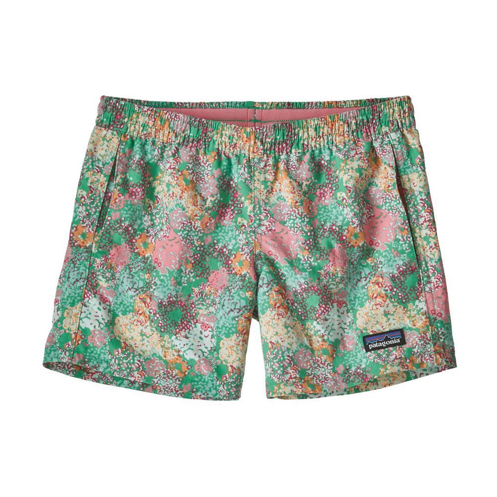 Patagonia Girls Baggies Shorts FLORL_FUNG