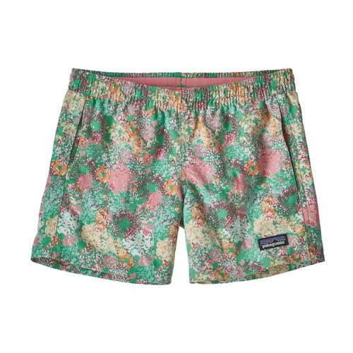 Patagonia Girls Baggies Shorts Florl_fung