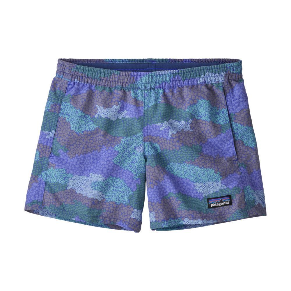 Patagonia Girls Baggies Shorts FLTBLU_NEBL