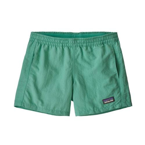 Patagonia Girls Baggies Shorts Ltgrn_lbyg