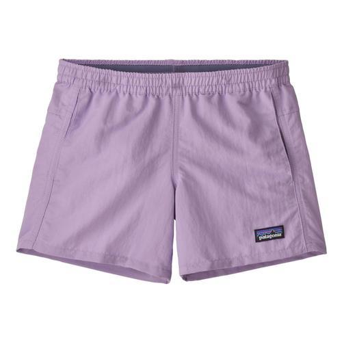 Patagonia Girls Baggies Shorts Purple_lunp