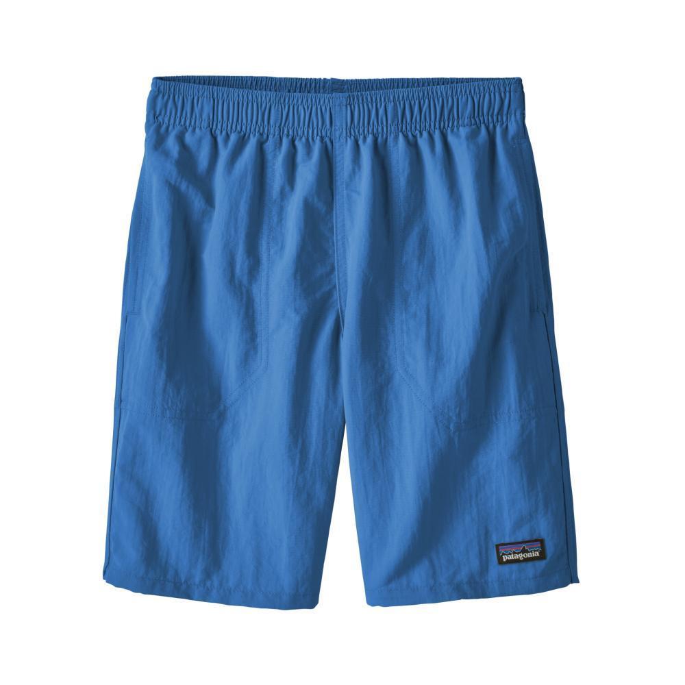 Patagonia Boys Baggies Shorts BAYBLU_BYBL