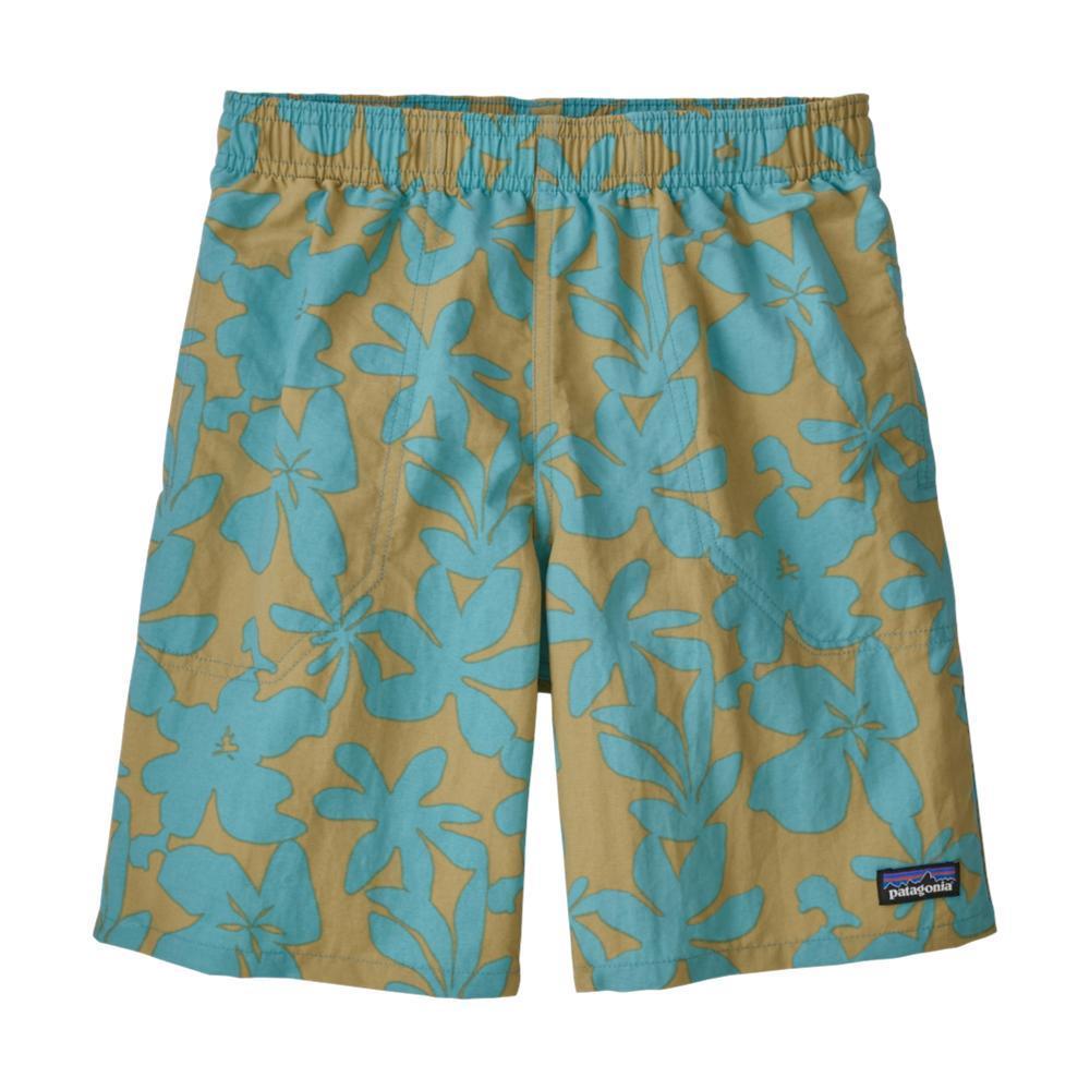 Patagonia Boys Baggies Shorts IGBLU_KSBL