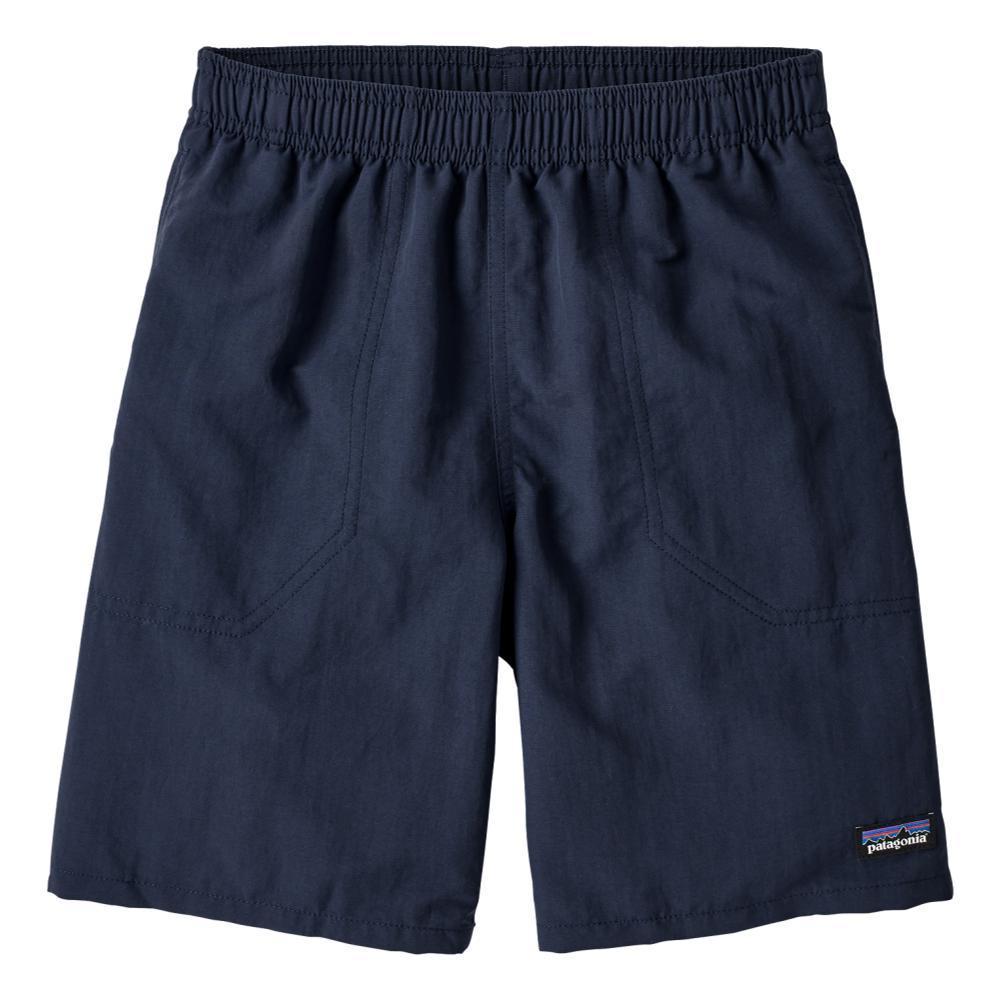 Patagonia Boys Baggies Shorts NAVY_NENA