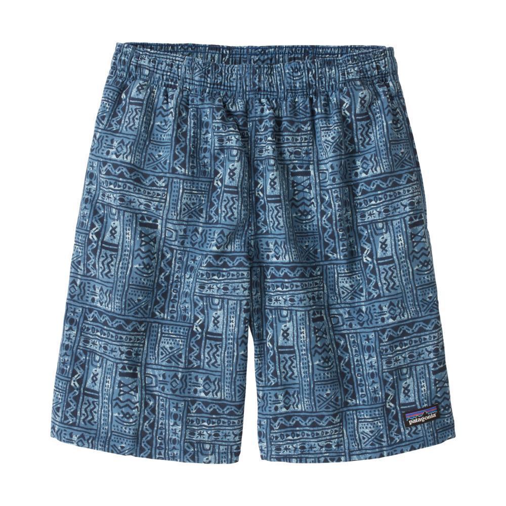 Patagonia Boys Baggies Shorts STBLU_MPST