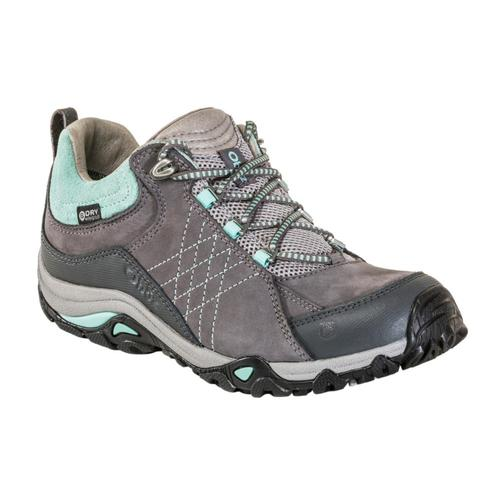 Oboz Women's Sapphire Low B-Dry Shoes Beachglss