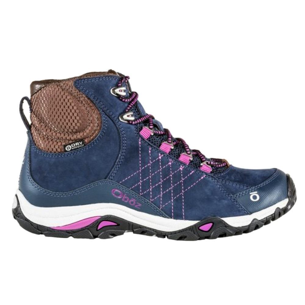 Oboz Women's Sapphire Mid B-Dry Boots HUCKLBER