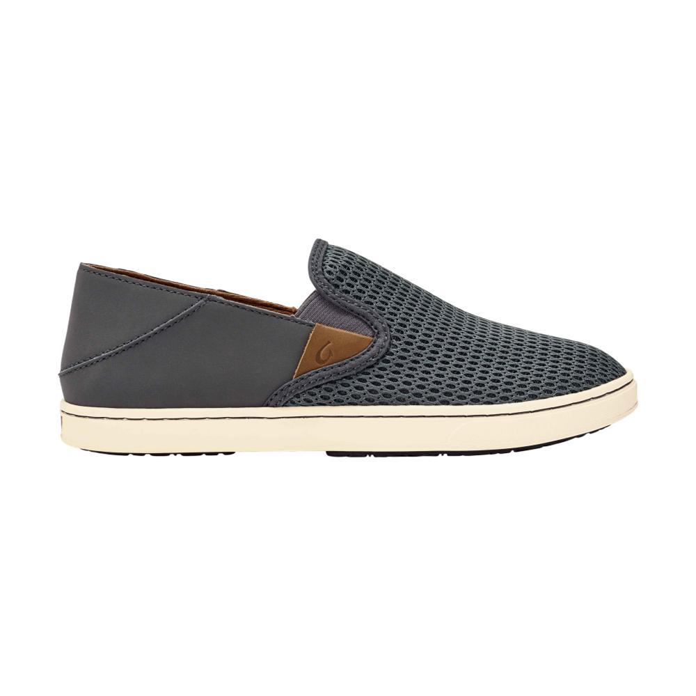 OluKai Women's Pehuea Slip On Shoes PAVEMENT