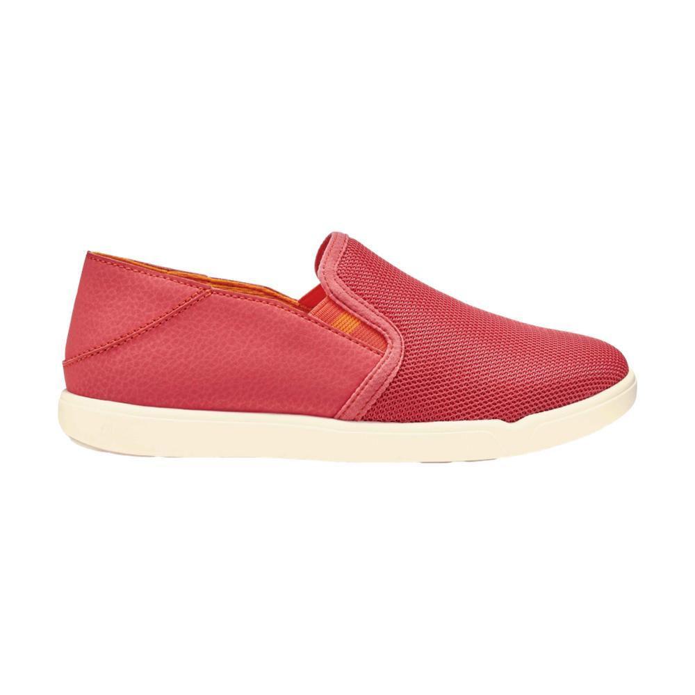 OluKai Girls Pehuea Maka Mesh Shoes SPICECORAL