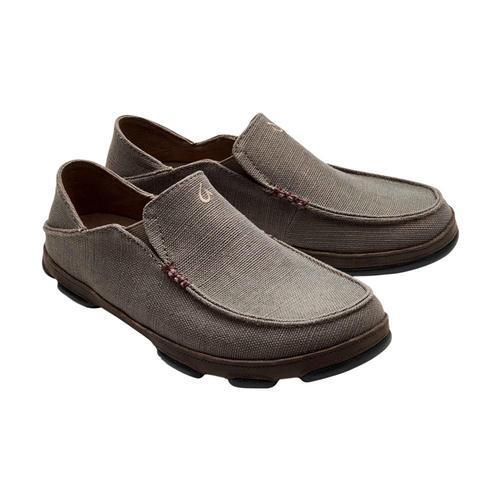 OluKai Men's Moloa Kapa Shoes Mustng_1363