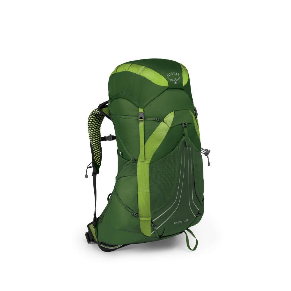Osprey Exos 48 Pack - Large TNLGREEN