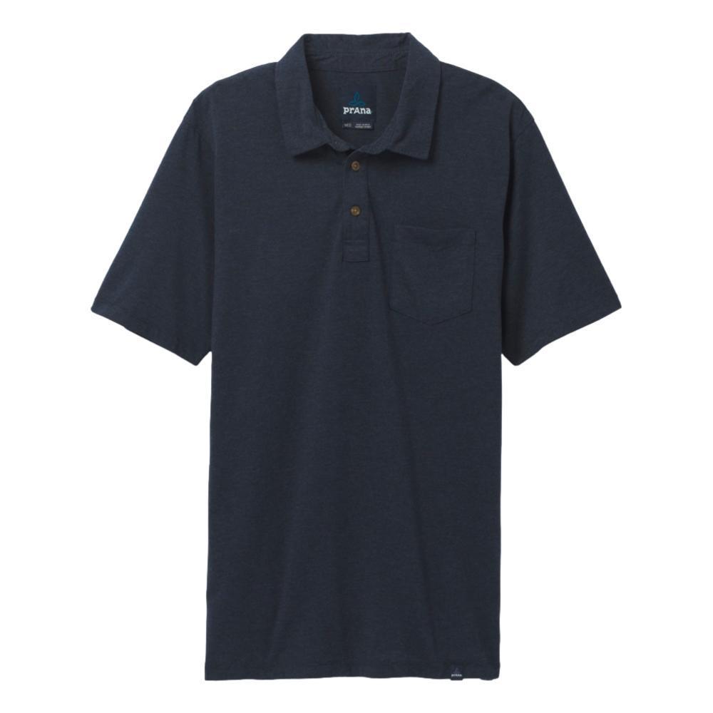 prAna Men's prAna Polo Shirt NAUTICALHTHR