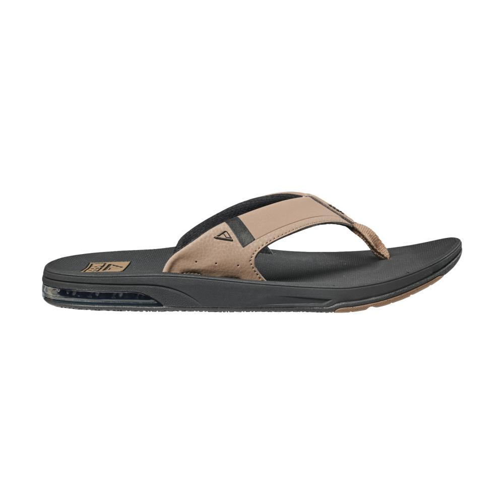 Reef Men's Fanning Low Sandals BLK.TAN_BTA