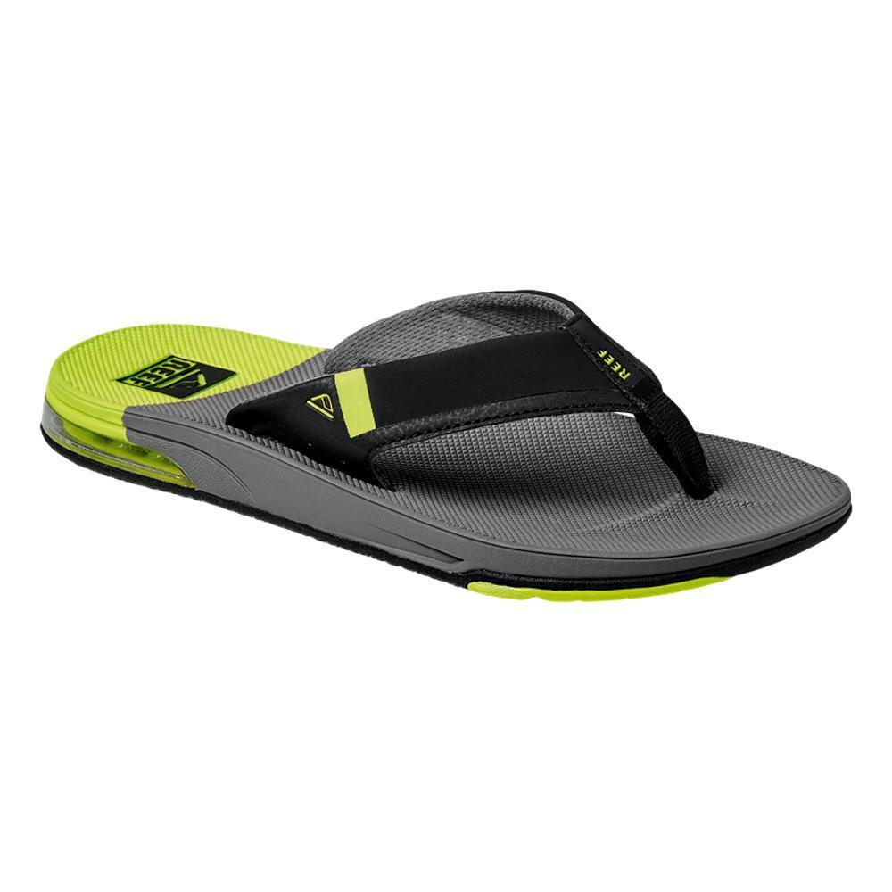 Reef Men's Fanning Low Sandals GRY.LIM_GLI