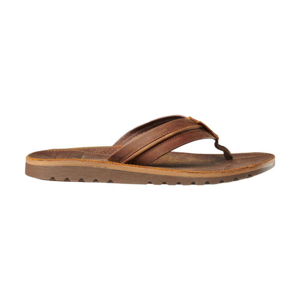 Reef Men's Voyage Lux Sandals BRN.BRN_BR2