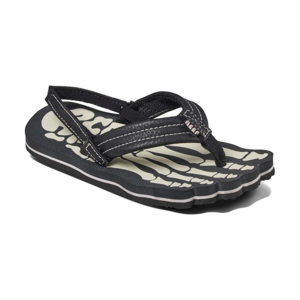 Reef Boys Grom Splash Sandals GREY_GRE