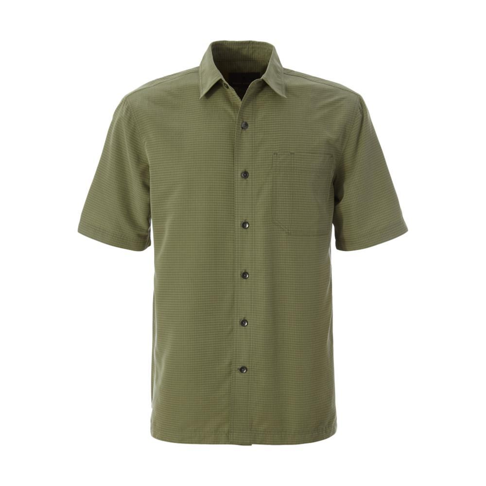 Royal Robbins Men's Desert Pucker Dry Short Sleeve Shirt LTOLIVE