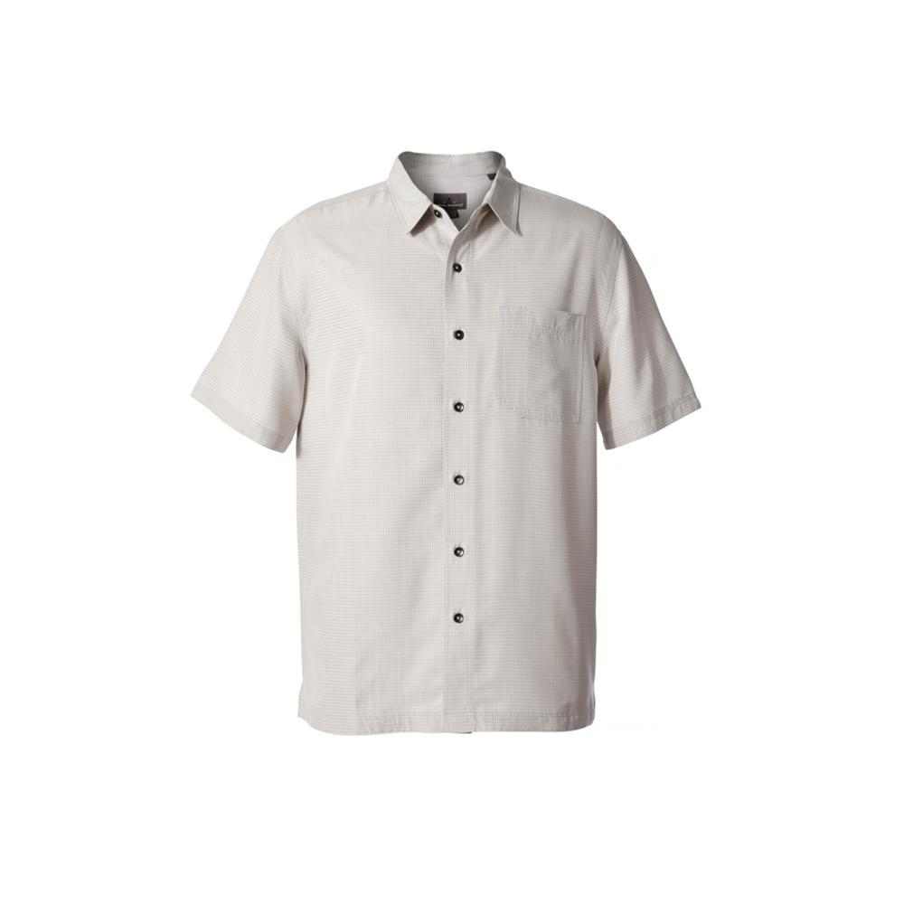 Royal Robbins Men's Desert Pucker Dry Short Sleeve Shirt SANDDOLL