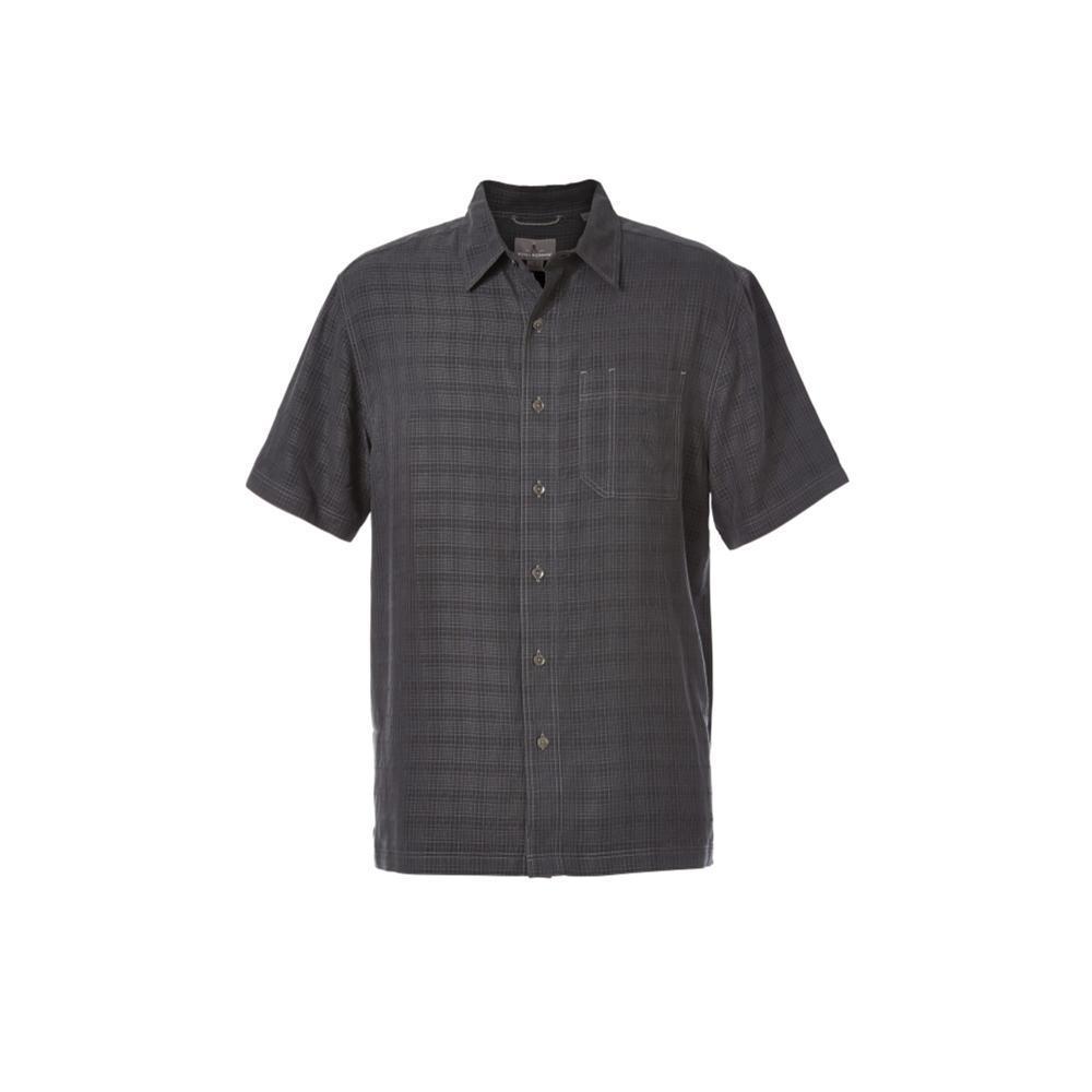 Royal Robbins Men's San Juan Dry Short Sleeve Shirt OBSIDIAN