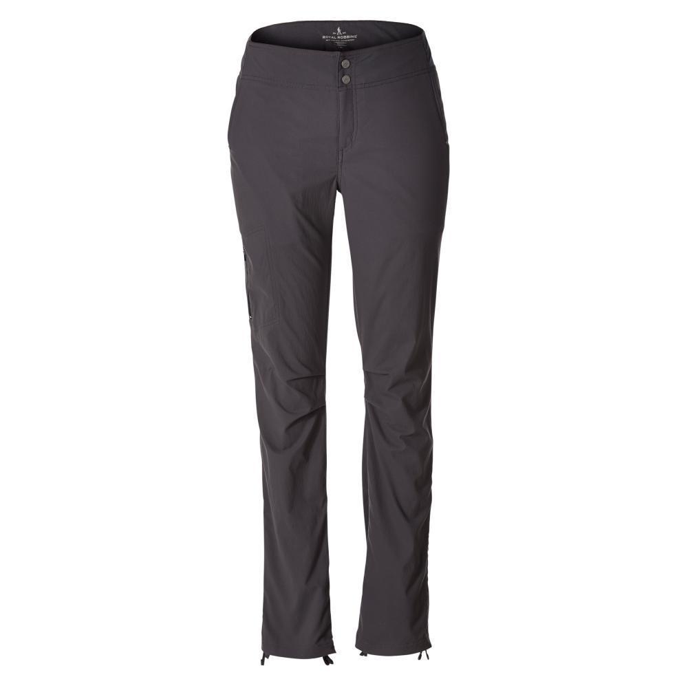 Royal Robbins Women's Jammer II Pants - 32in Inseam ASPHALT