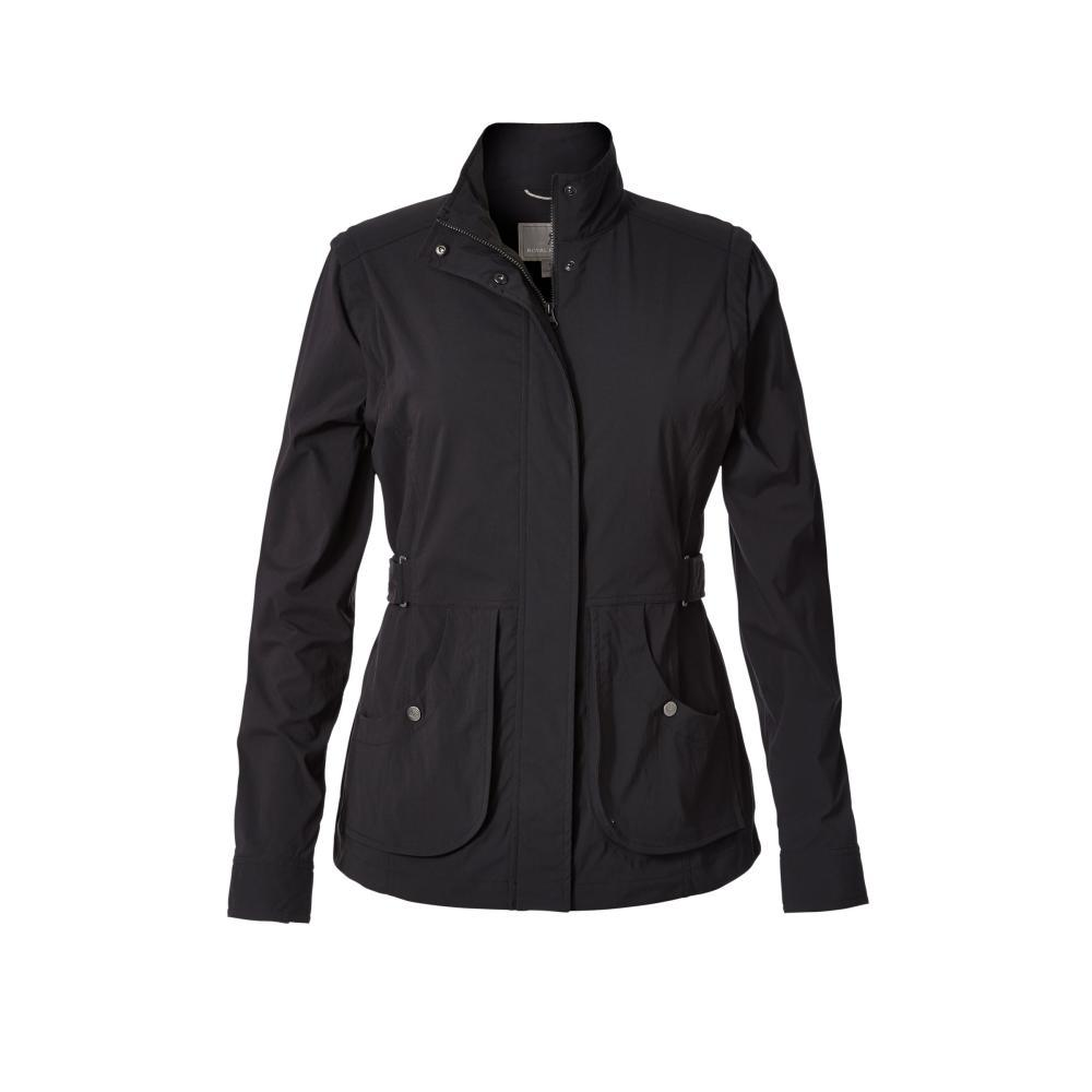 Royal Robbins Women's Discovery Convertible Jacket JETBLACK