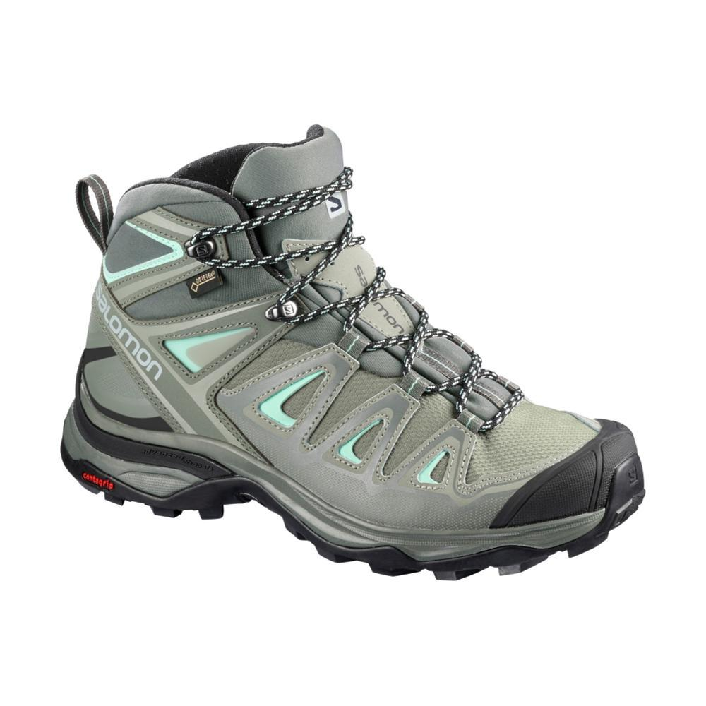 Salomon Women's X Ultra 3 Mid GTX Hiking Boots SHADOW/GREY