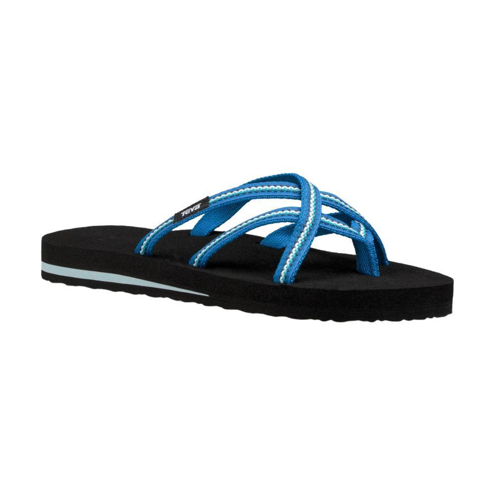 Teva Women's Olowahu Sandals LINDIBLUE