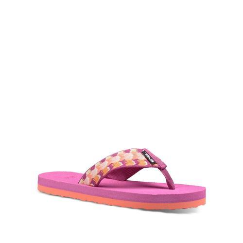Teva Kids Mush II Flip Sandals Rhiapink