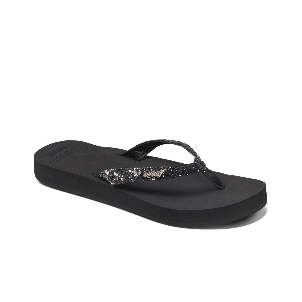 Reef Women's Star Cushion Sandals GUNMETAL