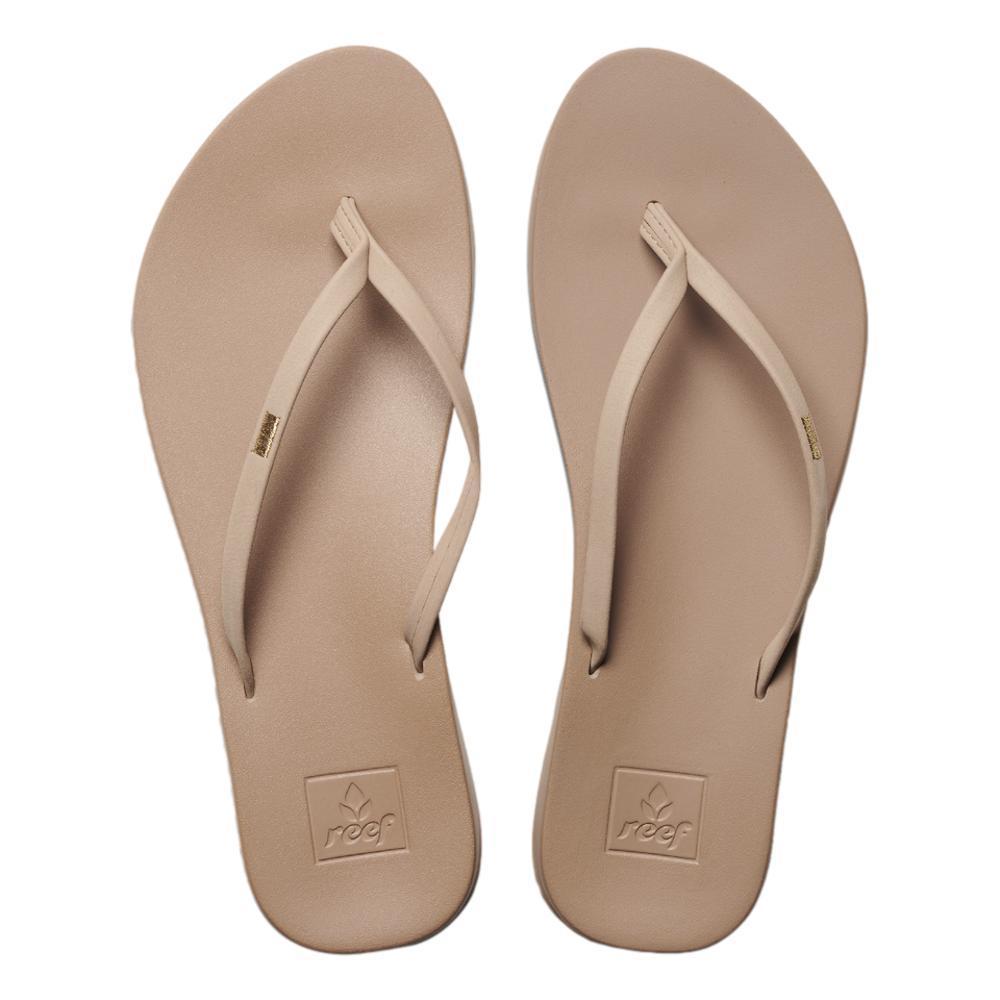 Reef Women's Cushion Slim Sandals SEASHELL