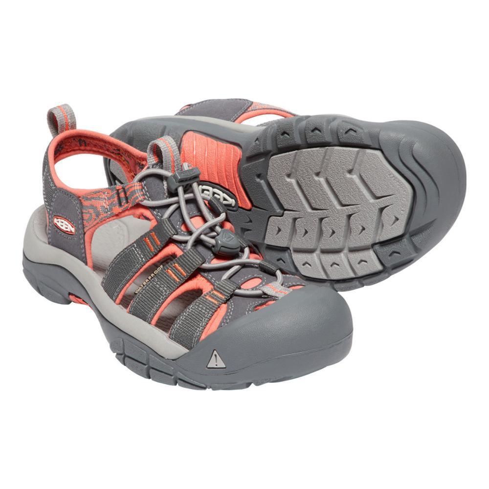 KEEN Women's Newport Hydro Sandals MAGCORAL