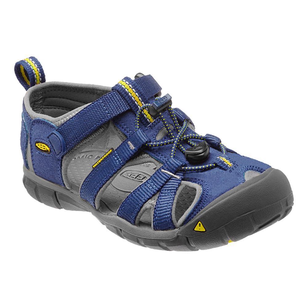 KEEN Youth Seacamp II CNX Sandals BLUE_GARG