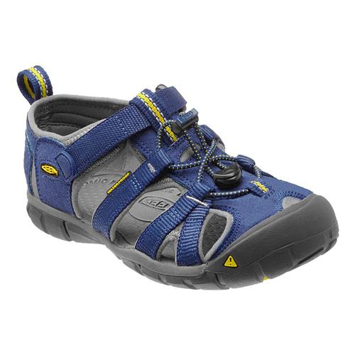 KEEN Youth Seacamp II CNX Sandals Blue_garg