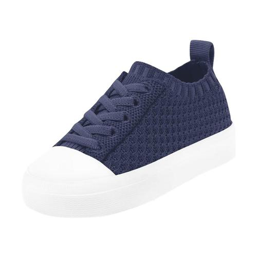 Native Kids Jefferson 2.0 LiteKnit Shoes Regattablu
