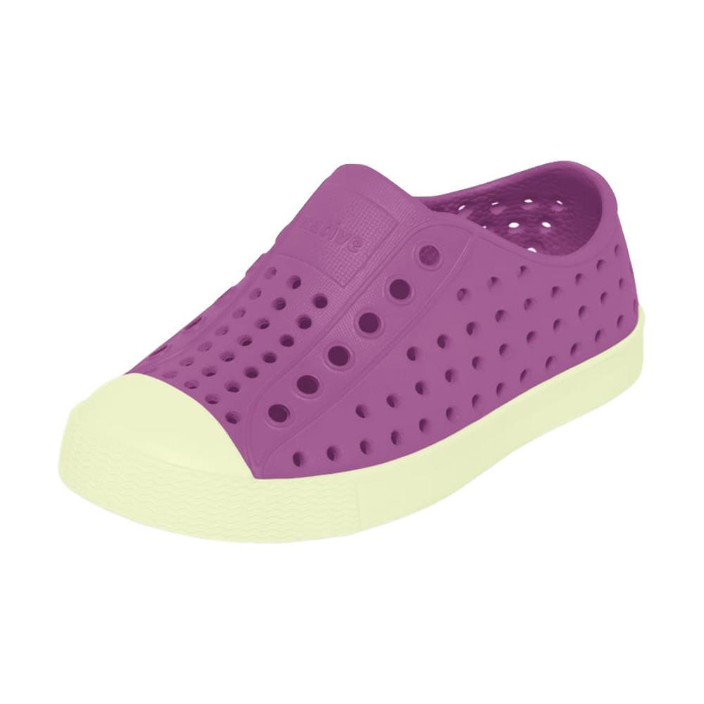 Native Kids Jefferson Glow Shoes PURPLEGLO