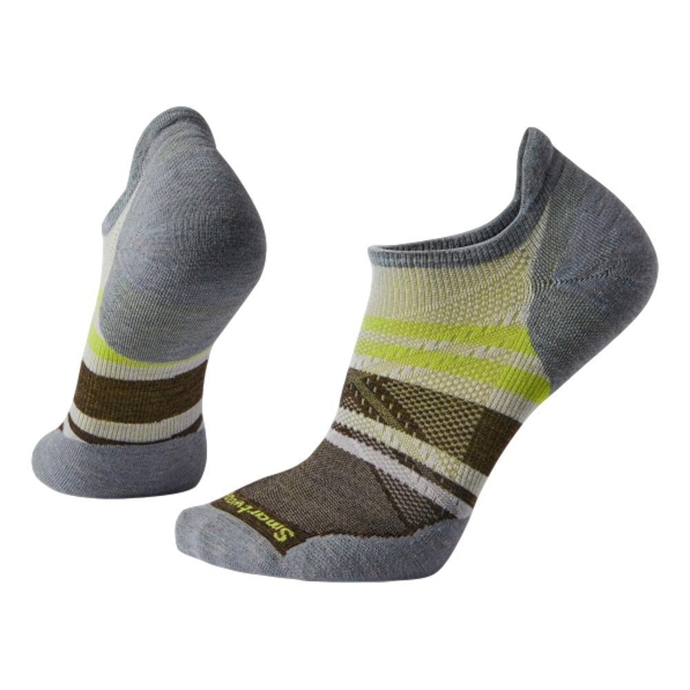 Smartwool Men's PhD Run Light Elite Pattern Micro Socks  ASH_069