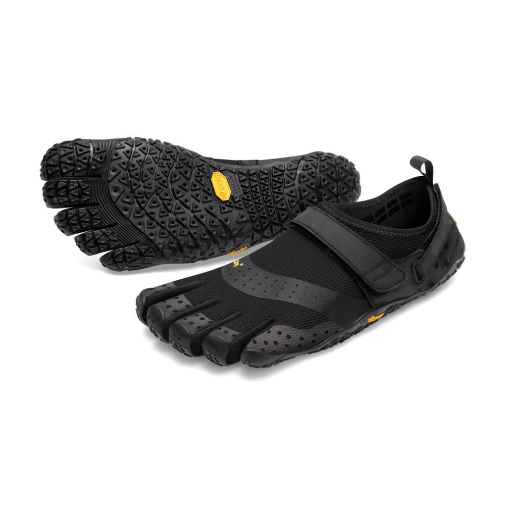 Vibram Five Fingers Men's V-Aqua Shoes BLACK