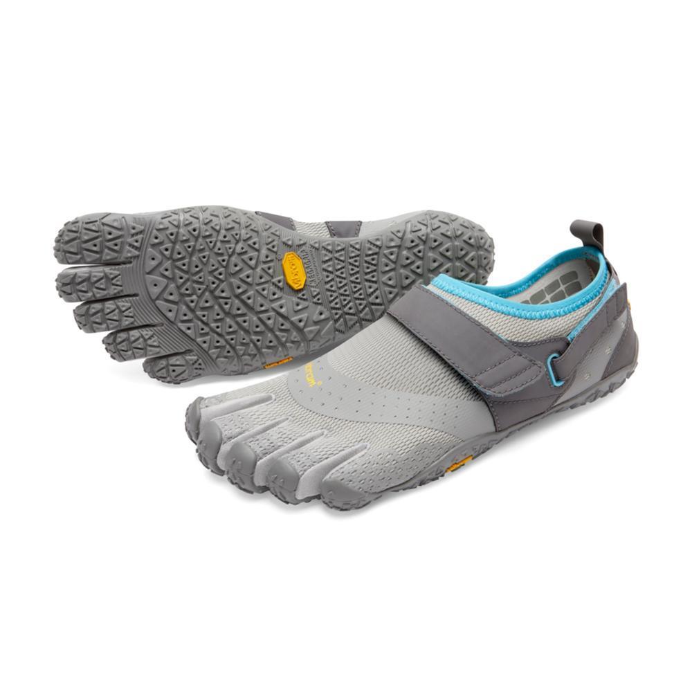Vibram Five Fingers Women's V-Aqua Shoes GRYBLUE