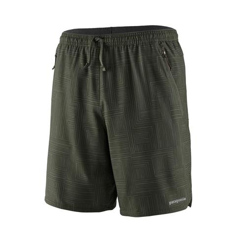 Patagonia Men's Nine Trails Shorts - 8in Kelp_bwkf